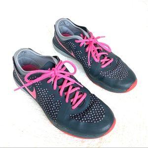 Dual Fusion Nike Tennis Shoes Women's Size 8 Grey